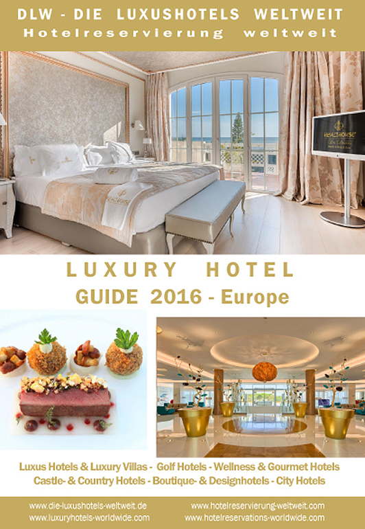 Luxury boutique hotels boutique hotel reservation dlw for The luxus boutique hotel